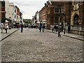 SU9949 : High Street, Guildford by Paul Gillett