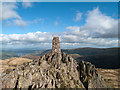NY4016 : Summit tor of Place Fell : Week 40