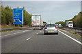 TL4258 : M11 junction 13 by Robin Webster