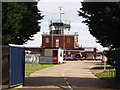 TQ4161 : Passenger Terminal for Biggin Hill Airport by David Anstiss