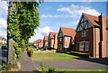 SP0782 : New houses, Reddings Rd by Nigel Chadwick