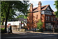SP0783 : Moseley Gate by Nigel Chadwick