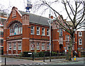 TQ3179 : Passmore Edwards library, Borough Road by Stephen Richards