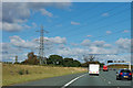 SE4626 : Pylon by A1(M) by Robin Webster