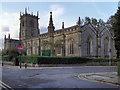 SD9504 : Parish Church of  St Thomas, Leesfield by David Dixon