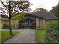 SD9504 : St Edwards' Roman Catholic Church, Lees by David Dixon