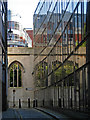TQ3380 : St Dunstan's Lane, City of London by Stephen McKay