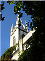 TQ3380 : St Dunstan's Church Tower, City of London by Stephen McKay