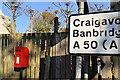 J0648 : Letter box, Gilford by Albert Bridge