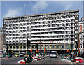 TQ3081 : Imperial Hotel, Russell Square by Stephen Richards