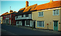 TL3629 : Historic buildings, Buntingford High Street by Julian Osley