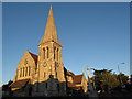 TQ4274 : St John the Baptist, Eltham by Stephen Craven