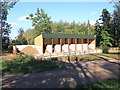 ST8389 : Woodchip sterilisation plant, Westonbirt Arboretum by David P Howard