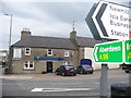 NJ4250 : Fife Arms Hotel, Keith by Colin Smith
