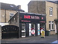SE1434 : Hair Nation - Heaton Road by Betty Longbottom