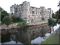 SK7954 : Newark Castle by JThomas