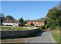 TQ4507 : Cottages, Littledene Lane by Simon Carey