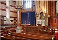 TQ2778 : St Simon Zelotes, Milner Street, London SW3 - Interior by John Salmon