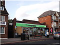 TQ3665 : The Co-Operative Supermarket, Shirley by David Anstiss