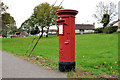 J3752 : Pillar box, Ballynahinch by Albert Bridge