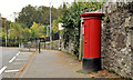 J3652 : Pillar box, Ballynahinch by Albert Bridge