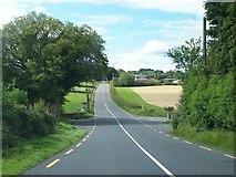 N7699 : The Drumbrackan Cross Roads on the R162 by Eric Jones