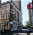TQ3379 : The Leather Exchange, public house, Leathermarket Street by PAUL FARMER