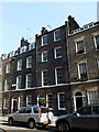 TQ2979 : 16 Stafford Place, London where Lord Leslie Hore-Belisha lived by PAUL FARMER