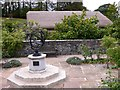 SX8664 : Garden at Compton Castle by Shazz