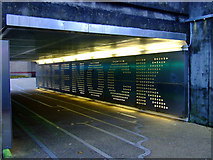 NS2776 : West Stewart Street underpass by Thomas Nugent