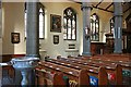 TQ2978 : St Saviour, St George's Square, Pimlico - Interior by John Salmon