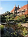 TQ8125 : Great Dixter Oast by Oast House Archive