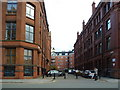 SJ8497 : Venice Street, Manchester by Alexander P Kapp
