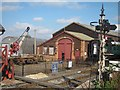 TQ8833 : Tenterden Town station buildings by Oast House Archive