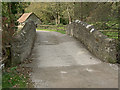 SS8282 : Bridge over the Afon Cynffig , Pyle by eswales