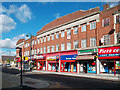 TQ0680 : Shop Terrace, Yiewsley by Des Blenkinsopp