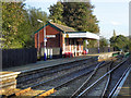 SJ9490 : Romiley Rail Station by David Dixon
