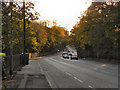 SJ9493 : Stockport Road (A560) by David Dixon