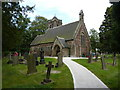 SJ7269 : St John the Evangelist Church, Byley by Alexander P Kapp