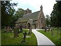 SJ7269 : St John the Evangelist Church, Byley by Alexander P Kapp