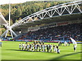 SE1517 : Almost kick-off time at the Galpharm Stadium by Peter Turner