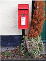 TM1877 : Post Office Low Street Postbox by Adrian Cable