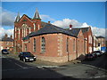 SJ9173 : Former St. John's School and Methodist Chapel by Antony Dixon