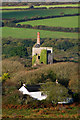 SW5831 : Engine House, Wheal Junket by Ian Capper