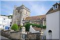TQ8209 : Church of St Clement by N Chadwick