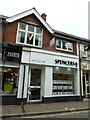 SU1405 : Spencers, High Street by Basher Eyre