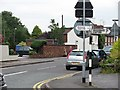 SJ8329 : Fingerpost, Eccleshall by Richard Webb
