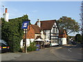 TQ3558 : The White Lion, Warlingham by Malc McDonald