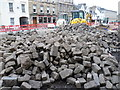 NO5016 : Road setts in Market Street by kim traynor