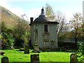 NS6179 : Clachan of Campsie, St. Machan's churchyard [2] by Robert Murray